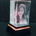 Crystal 3D foto KN 02