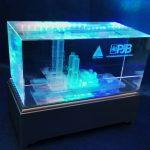 Crystal 3D KN 1376 Maket 3D