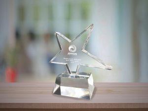 Trophy Crystal KN 088 – STAR