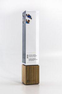 Trophy Crystal  A-4