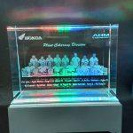 3D Crystal 20154 – 1