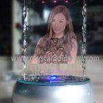 crystal 3D photo KN 043 Gelombang