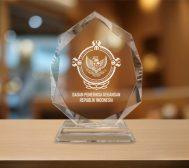 Trophy Crystal KN 0147