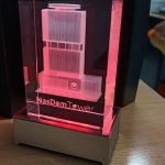 Crystal 3D – Menara NASDEM